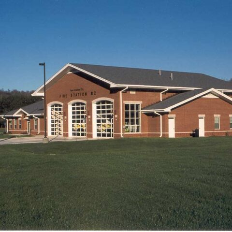 Ashland City Fire Hall – Ashland City, Tennessee